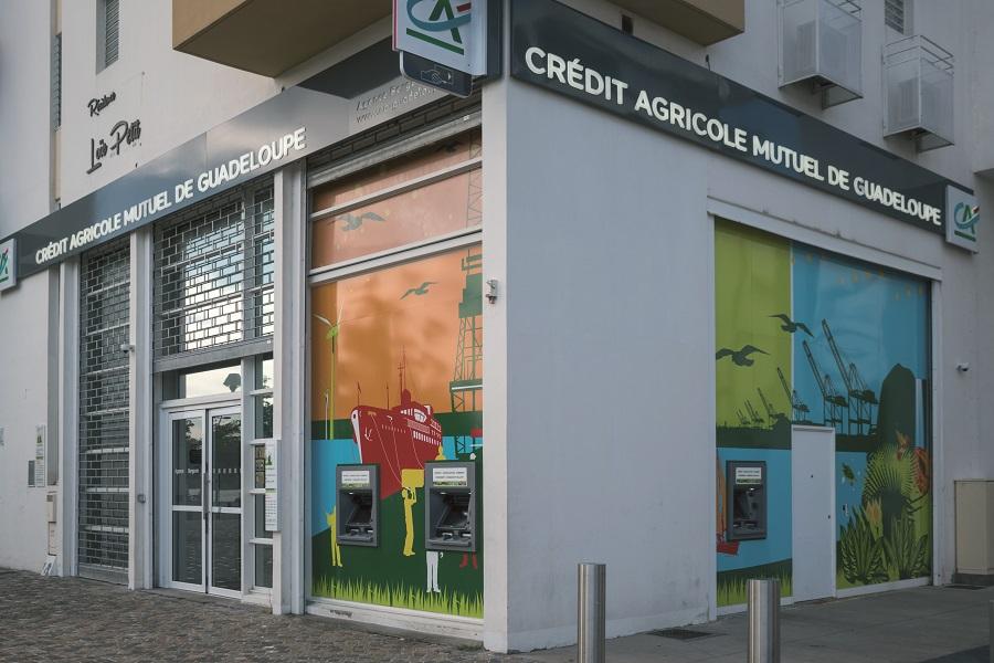 Agence du Crédit Agricole Mutuel de Guadeloupe