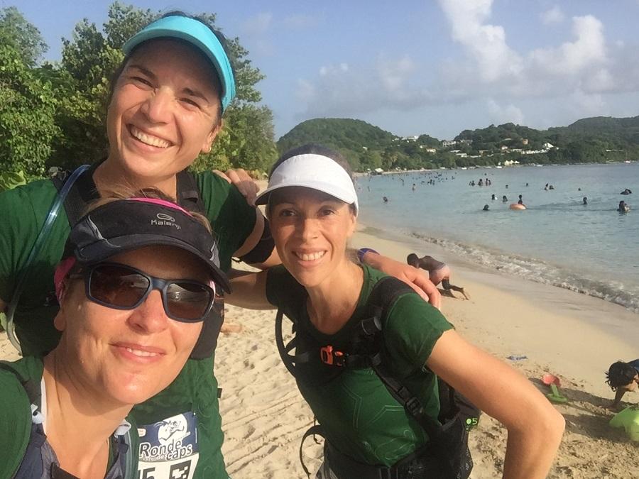 Equipe Caouannes du Raid des Alizés - Martinique 2019