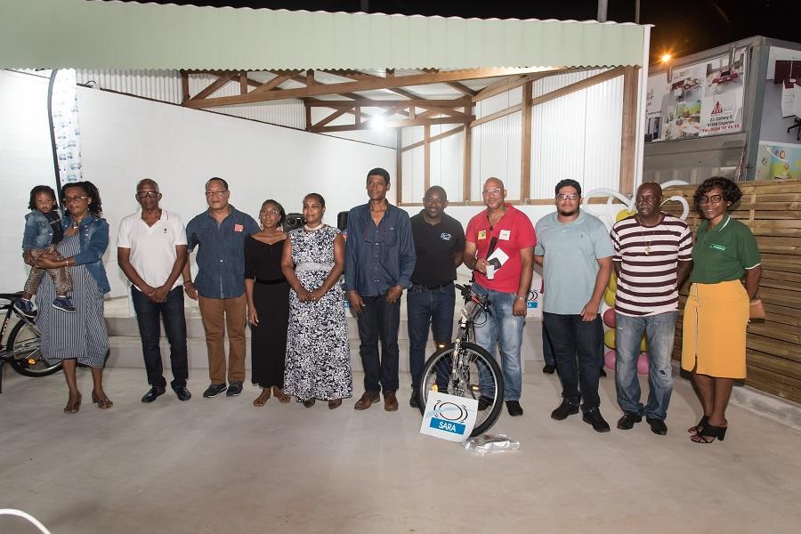 Grand Prix Cycliste SARA en Guyane