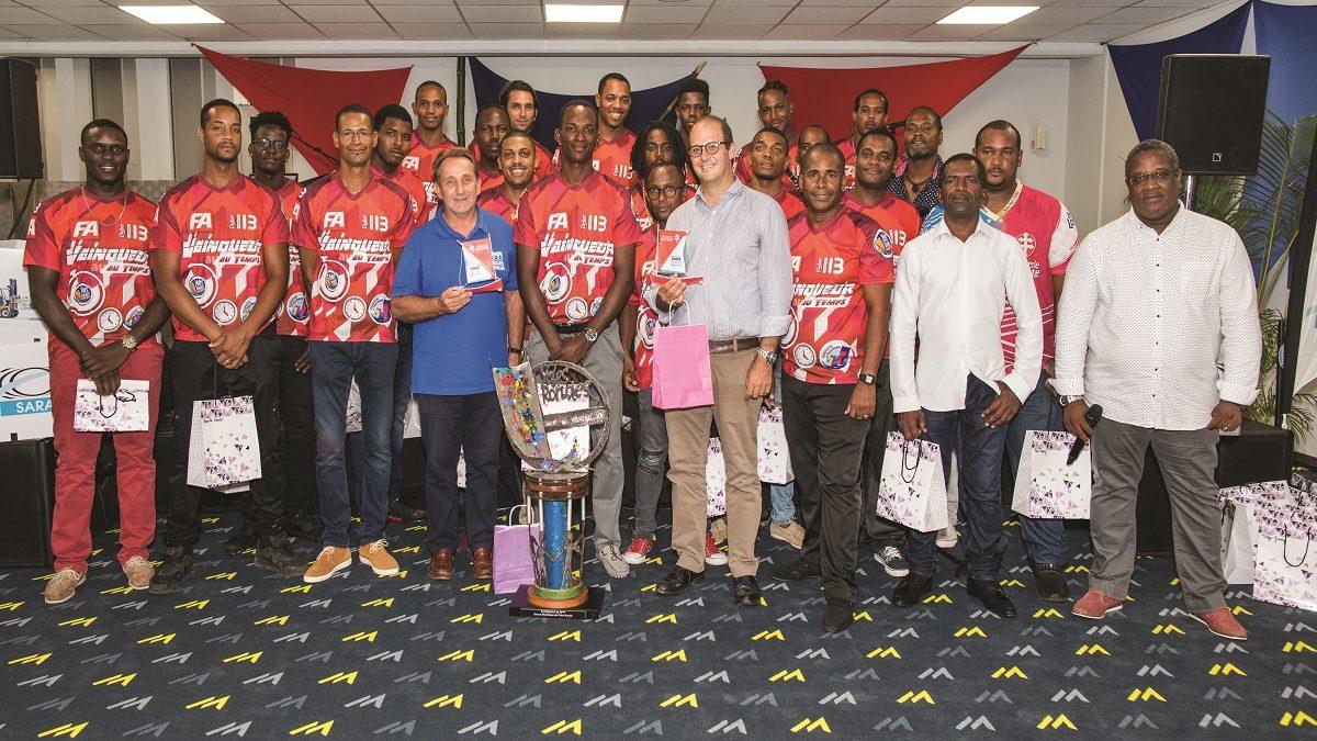Les projets sociétaux et industriels de la SARA en Guyane et en Martinique
