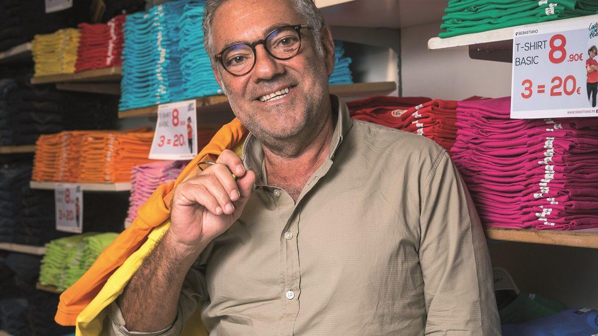 Sebastiano : une marque tendance adaptée au marché
