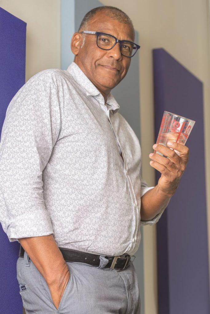 Eric Grandisson, responsable à la SGDE du système de paiement Zapay