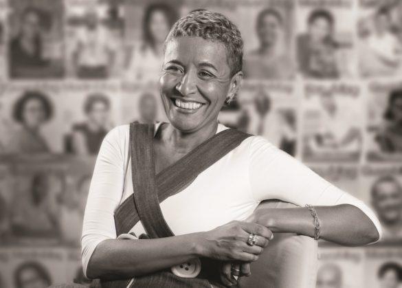 Sylviane Eugène, accompagnatrice en méthodologie scolaire en Martinique