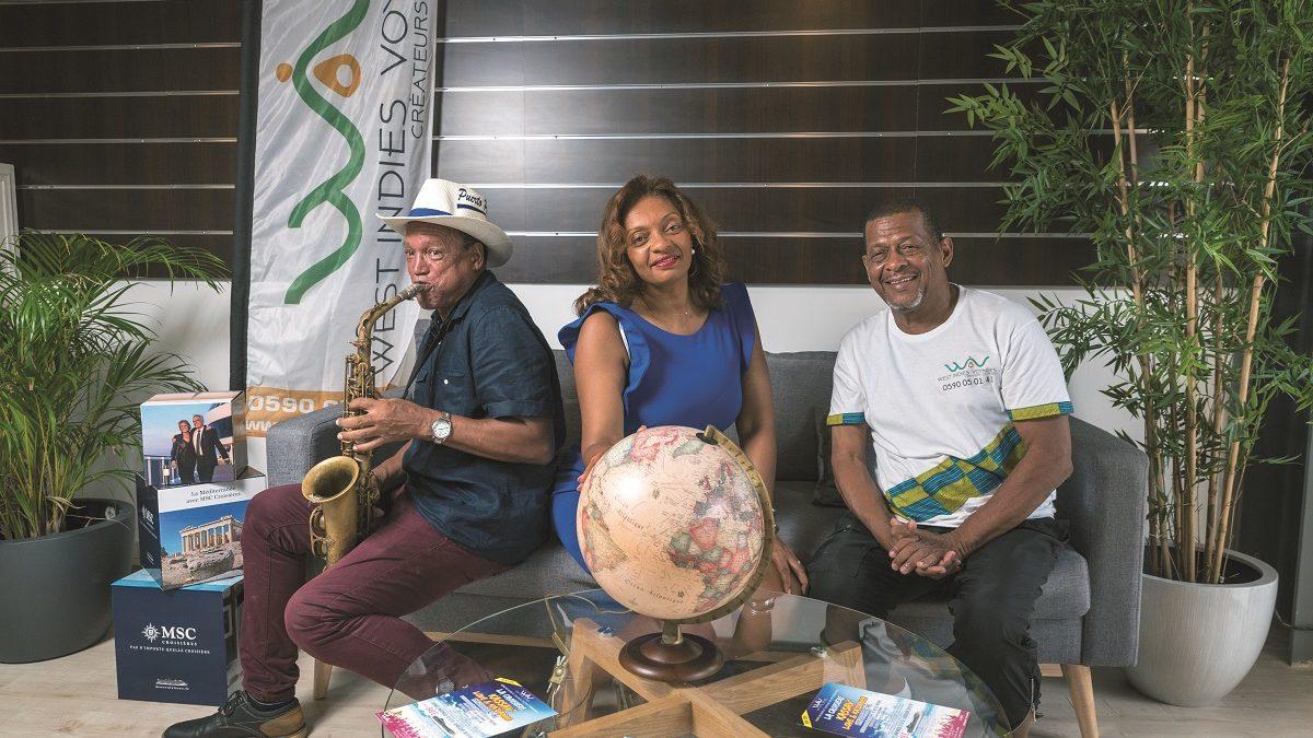 West Indies Voyages, croisières musicales et voyages culturels