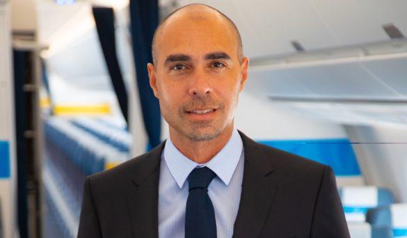 Yoann Paulin - délégué régional Air Caraibes