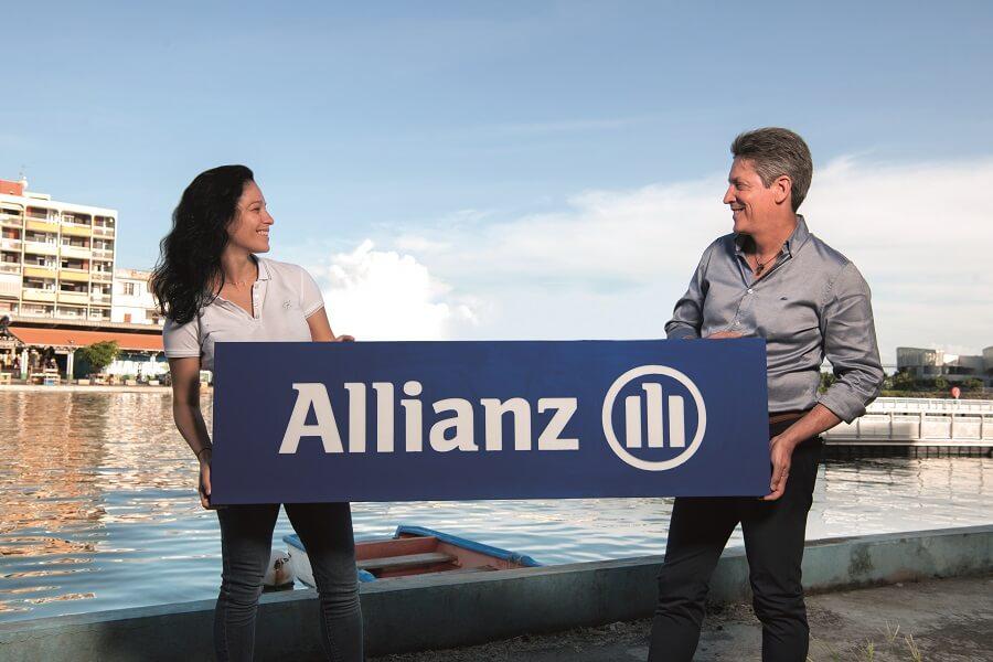 Allianz Georges Molinard - Coralie et Georges Molinard