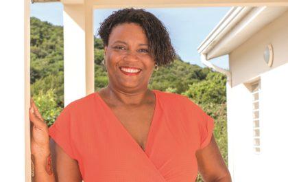 Sabine Larive, membre du réseau Bizness Mam, consultante RH