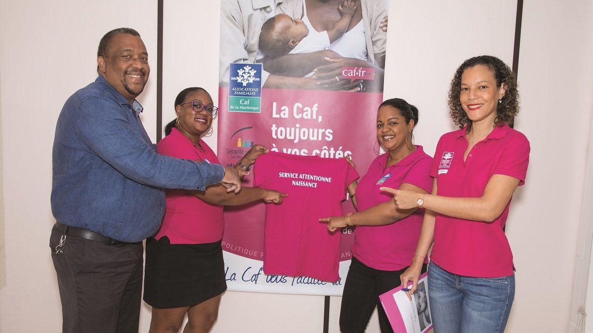 CAF : le Service Attentionné Naissance pour accompagner les parents