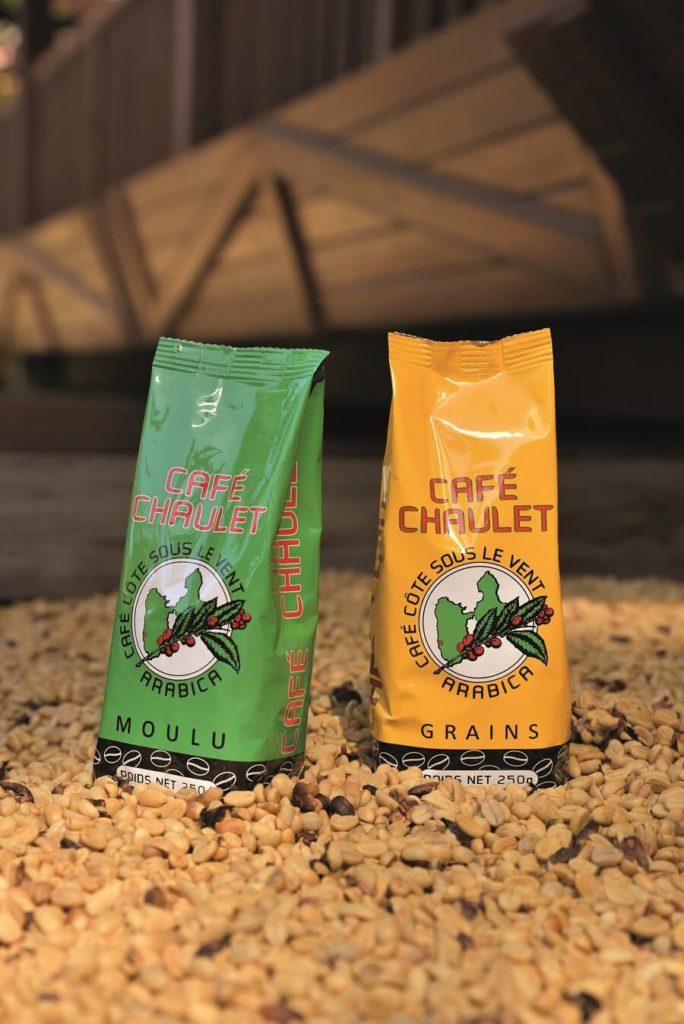 Paquets de café - Café Chaulet - Guadeloupe