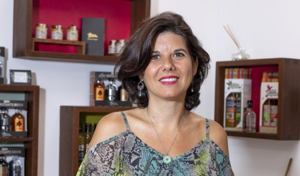 Amalia Boullanger - responsable Délices de Guyane