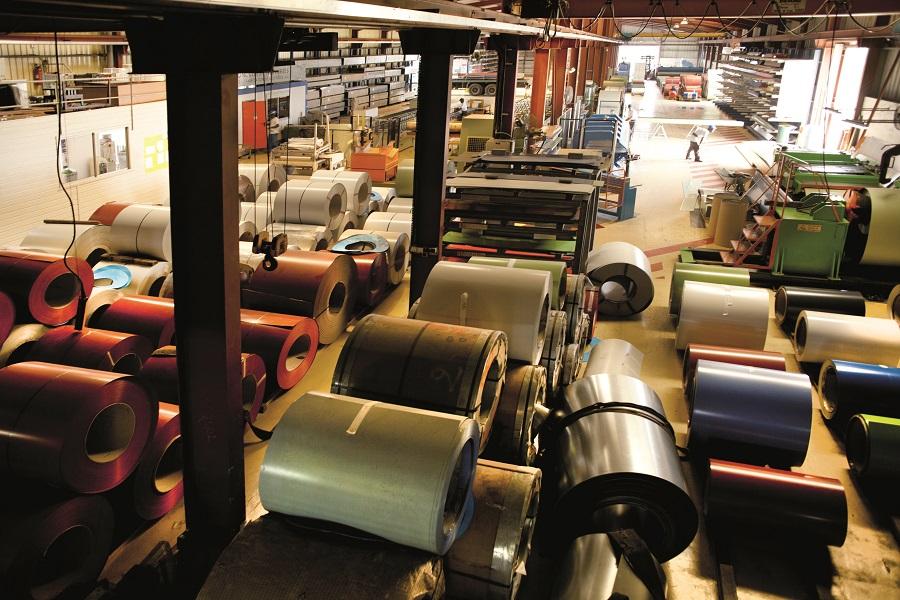Entreprise industrielle en Guadeloupe