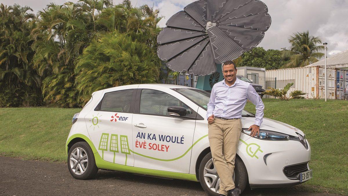 EDF Archipel Guadeloupe, transition énergétique et mobilité décarbonnée