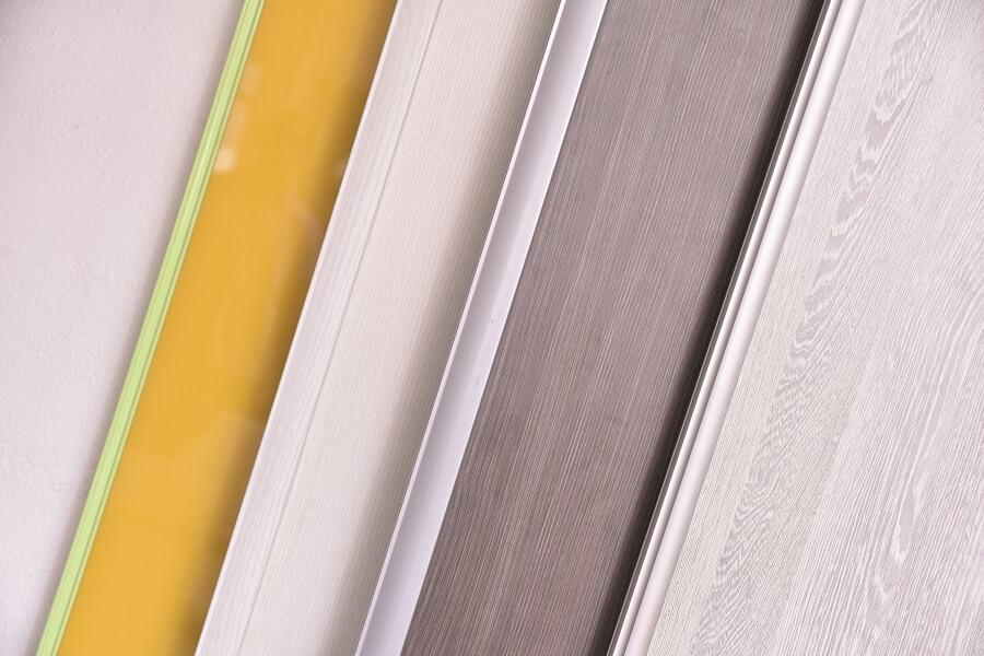 Plaques pour meubles en PVC fabriqués par FTC en Guadeloupe