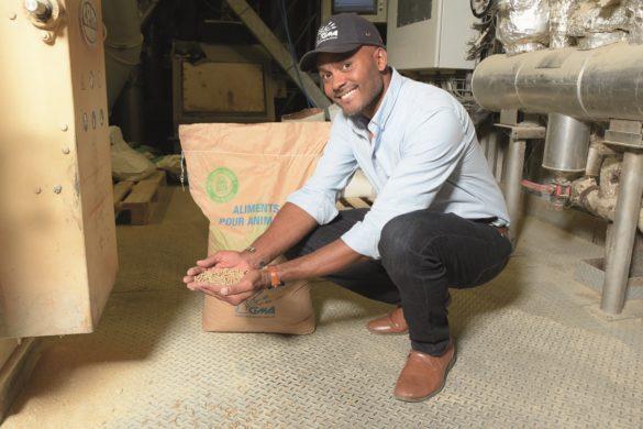 Eric Crantor - département aliments pour animaux - GMA