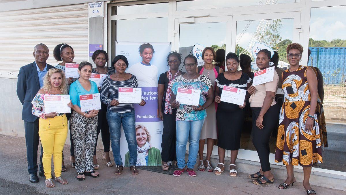 100 % de réussite à la Maison digitale de Matoury de la Fondation Orange