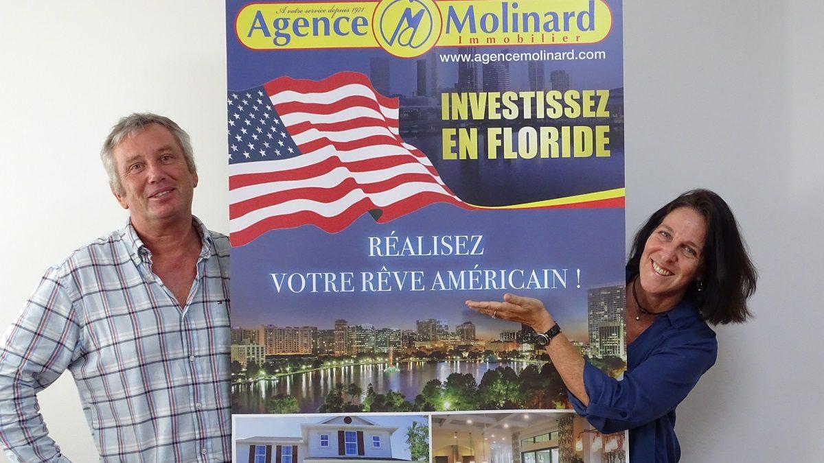 Investir en Floride : les placements clé en main de l'Agence Molinard