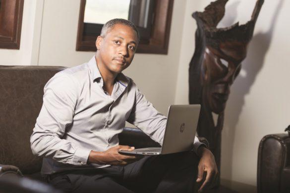Lionel Loutoby - délégué général association MPI Guyane