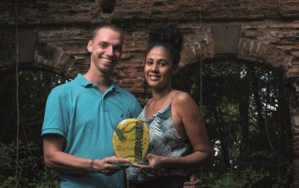 Sara Edward et Jordan Delamotte - A votre goût Caribbean Taste