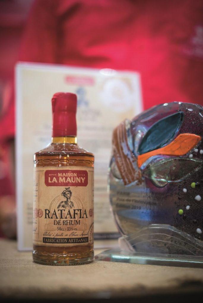 Ratafia - Maison La Mauny - Prix Innovation du PARM 2019