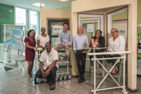 Collaborateurs de Samir - Martinique