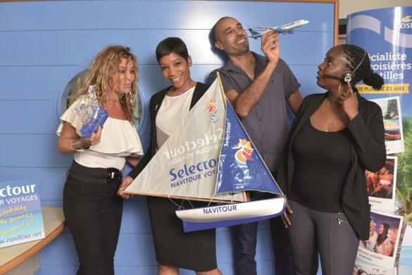 Equipé de Selectour Navitour en Guadeloupe
