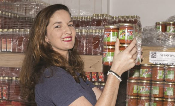 Laure Marsolle - responsable commerciale - Spice Creole Food