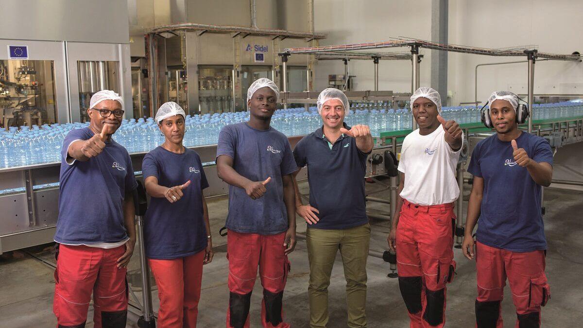 A la découverte des normes de qualité de l'eau KARULINE