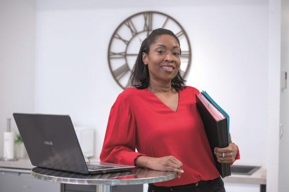 Gladys Acramel de l'entreprise Taux de Marque, courtier en crédit en Guadeloupe