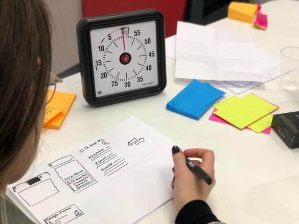 Méthode de gestion du temps de travail avec un chronomètre