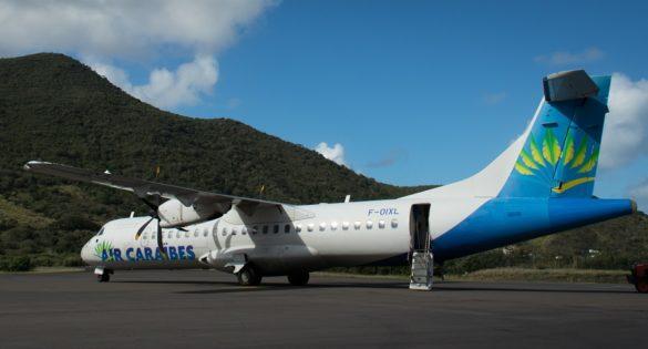 Ligne régionale d'Air Caraibes