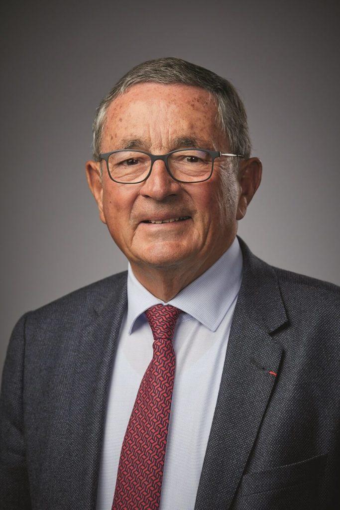 Président du groupe Dubreuil, propriétaire d'Air Caraibes