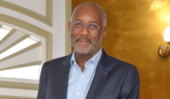 Philippe Jock, président de la CCI Martinique