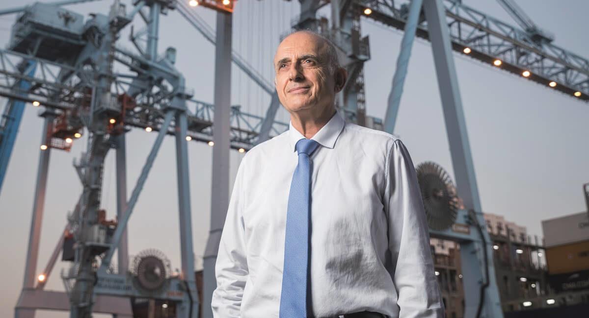 CMA CGM, une décennie d'action et d'audace dans le transport maritime