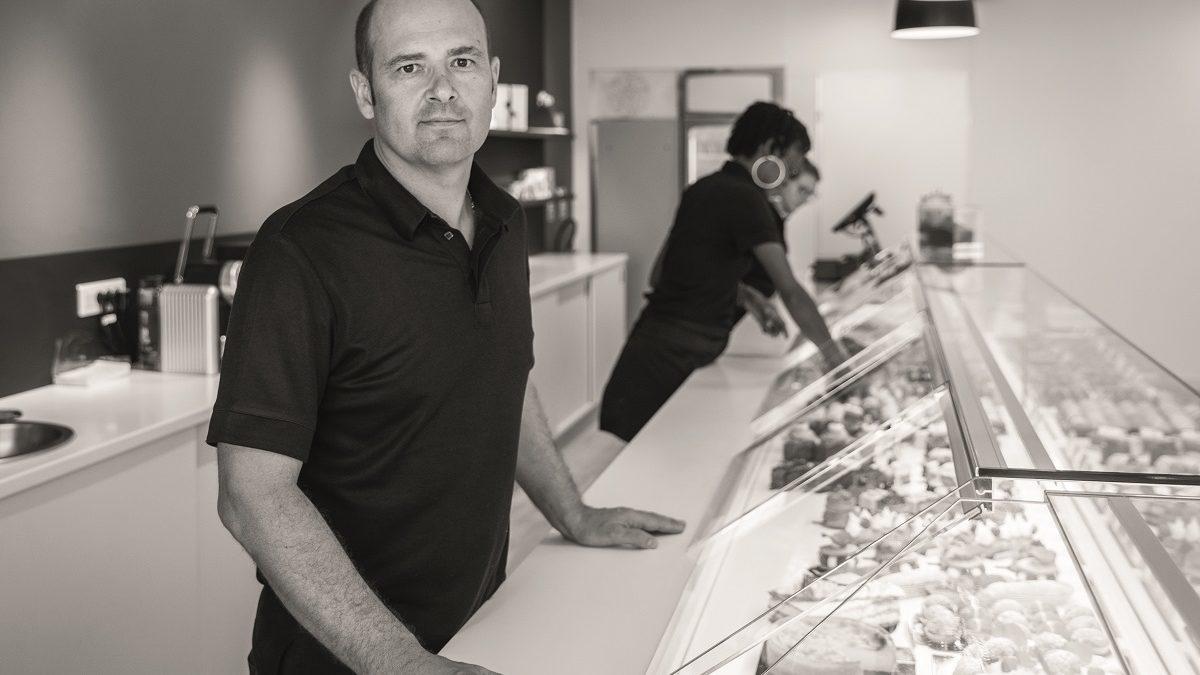 David Vignau, maître chocolatier, pâtissier et glacier ouvre à Basse-Terre