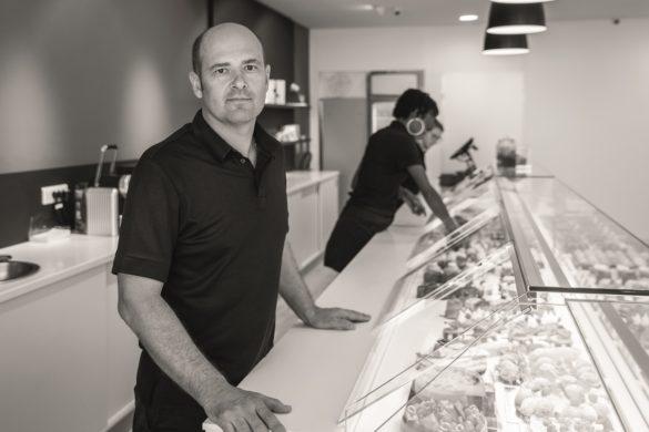 David Vignau, maître chocolatier et pâtissier en Guadeloupe
