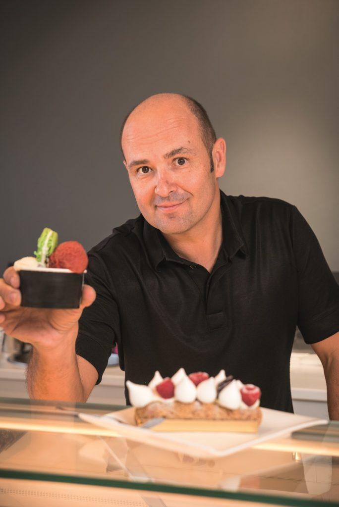Crème glacée David Vignau