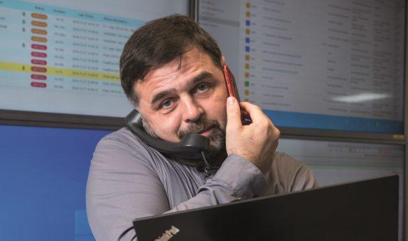 John Broomfield, de DMA Informatique, entreprise d'infogérance