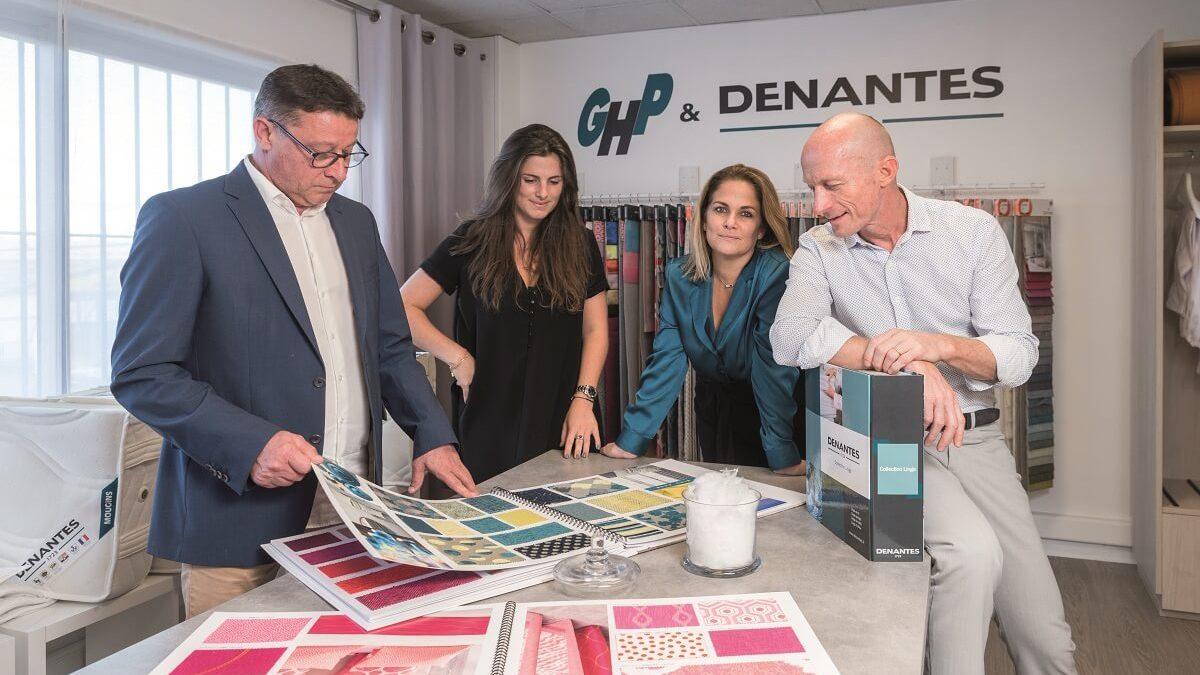 GHP & Denantes : produits et services personnalisés pour les hébergeurs