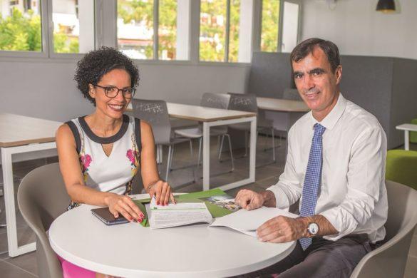 Directrice et directeur générale - ICEA Martinique