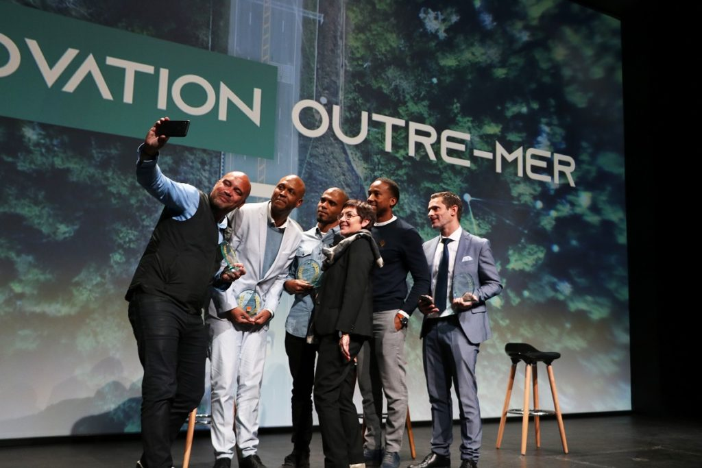 Lauréats concours Innovation Outre-Mer 2019