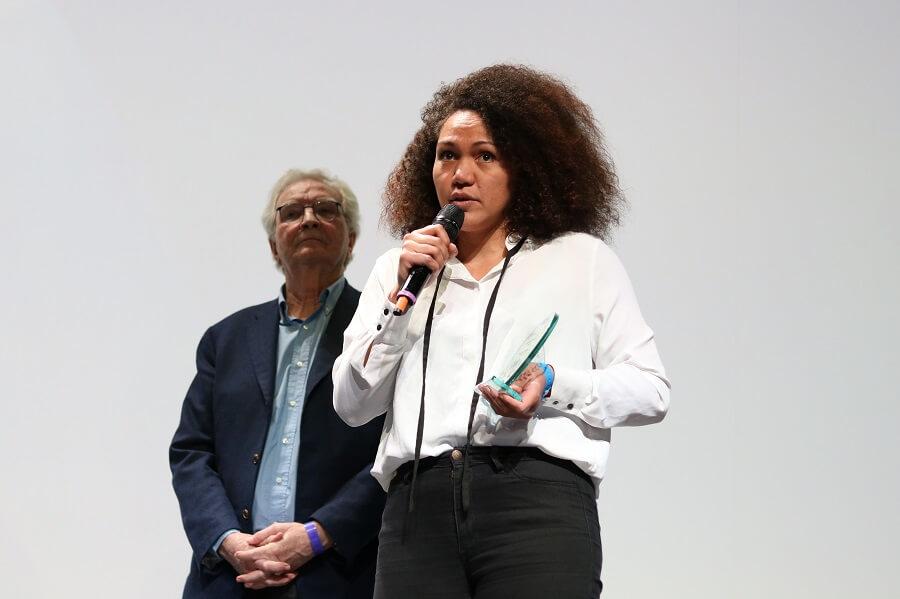 Anne-Caroline Graff, lauréate prix Innovation Outre-Mer 2019