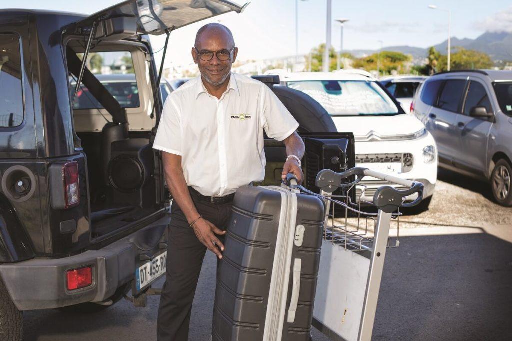 Hervé Honoré, directeur de Park'Inn en Martinique et Guadeloupe