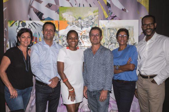Chefs d'entreprise et lauréats - Réseau Entreprendre Guadeloupe