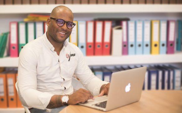 Serge Goldery - créateur SG Speed - Martinique