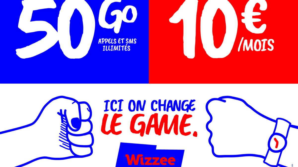 Wizzee lance un forfait mobile imbattable aux Antilles-Guyane