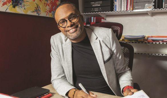 Jean-Pierre Riga - directeur de l'agence Connivence - Martinique