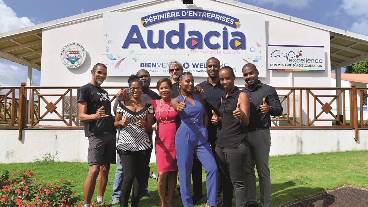 Pépites d'Audacia : découverte de la deuxième promotion de startups