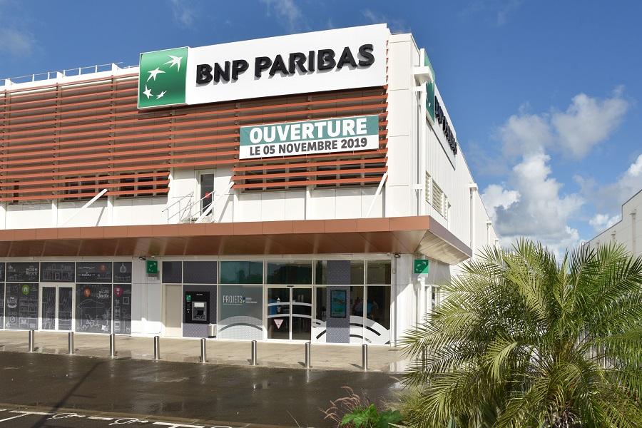 BNP Paribas Providence Guadeloupe