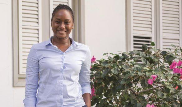 Laury Latchoumanaya - conseillère Entreprises Europe et spécialiste de la propriété intellectuelle - CCI Martinique