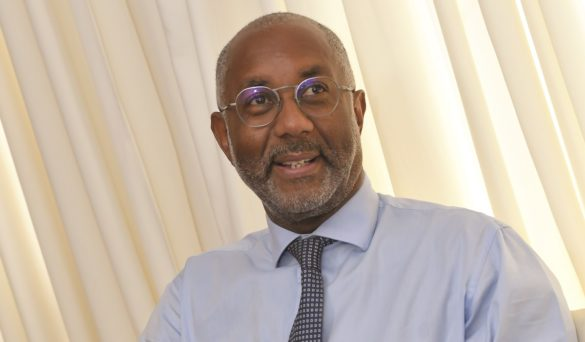 Philippe Jock - président CCI Martinique